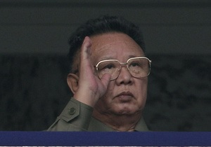 Ким Чен Ир встретится с Медведевым