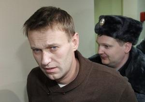 Навального вызвали в полицию