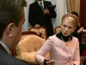 СМИ: в ПР считают, что Медведчук уговорит Тимошенко вернуться к переговорам