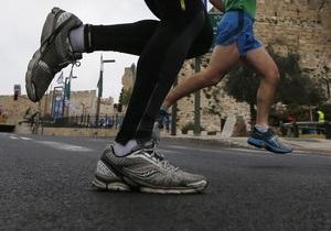В воскресенье в Киеве пройдет международный марафон, участники почтят память жертв бостонского теракта