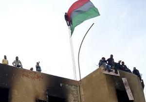 ПНС: Каддафи возводил на юге Ливии ядерный реактор