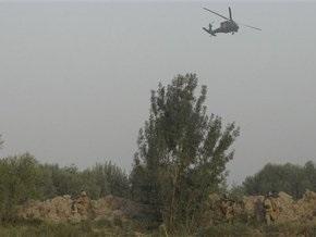 В Афганистане потерпел крушение вертолет НАТО: погибли три человека