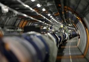 Сотрудники CERN в 10 раз увеличили светимость коллайдера