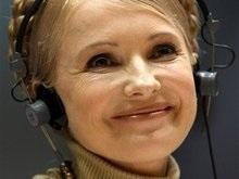 Тимошенко вновь собралась в Брюссель