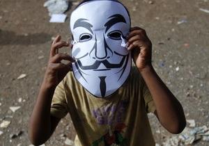 Anonymous запускают свой новостной портал