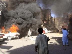 Террорист-смертник атаковал авиабазу ВВС Пакистана: есть жертвы