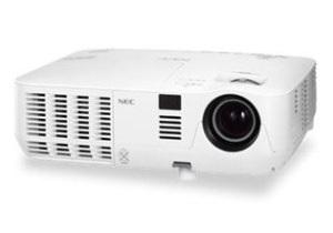 Восемь новых 3D проекторов NEC.