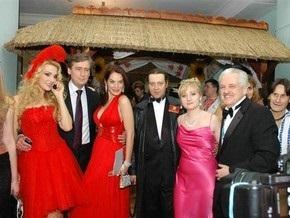 В мэрии Киева состоялся бал