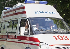новости Черниговской области - ДТП - В Черниговской области водитель ВАЗа наехал на пешеходов, 11 человек госпитализированы