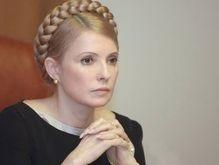 Тимошенко с вертолета осмотрела потерпевшие районы и пообщалась с жителями Черновцов
