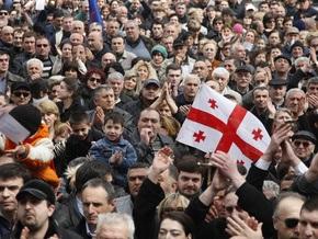 Запад не потерпит еще одного разгона оппозиции в Грузии - эксперт
