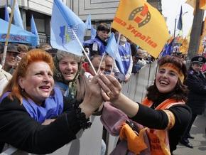 Партия регионов и Наша Украина не будут проводить предвыборные съезды