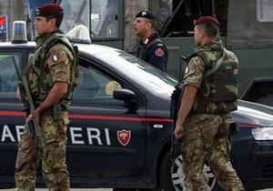 В центре Флоренции праворадикал застрелил двух выходцев из Сенегала