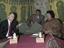 Россия списала Ливии миллардные долги в обмен на контракты