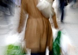 В Киеве задержали женщину, воровавшую одежду из магазинов