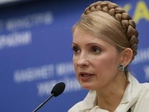 Тимошенко воплощает в законы советы Сороса