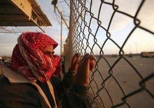 Израильские спецназовцы столкнулись с толпой палестинцев в ходе задержания террориста