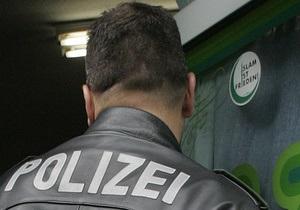 В Германии арестован гражданин РФ по подозрению в терроризме