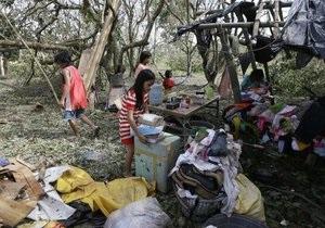 Тайфун Пабло на Филиппинах унес жизни более 300 человек