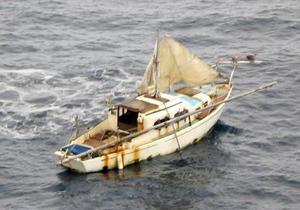 В Британии спасатели помогли путешественнику, кружившему вокруг одного острова