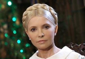 Хоть всю ночь: журналистам показали фрагмент видео с 11-часовым допросом Тимошенко