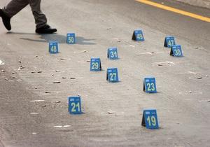 В Мексике полицейские обнаружили в автомобиле с номерами США девять расчлененных трупов