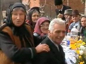 Чтобы все было как надо: румын при жизни провел свои похороны