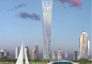 В Дубае открыли самое высокое в мире спиральное здание