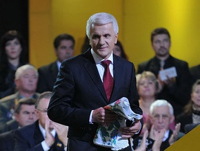 ЦИК зарегистрировал Литвина кандидатом в президенты