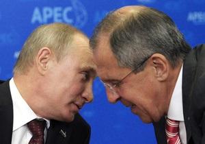 Санкции США против Ирана и Сирии вредят российским интересам - Лавров