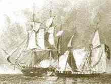 В Карибском море найден пиратский корабль