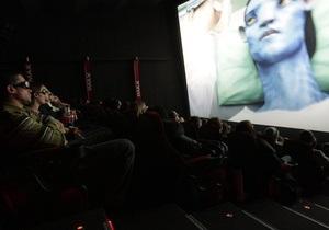 Эксперты: 3D-фильмы выводят кинопрокатный бизнес Украины из кризиса