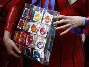 В Украине появятся автоматы по продаже презервативов
