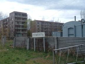 Четверо человек на двух мотоциклах пытались вывезти из Чернобыльской зоны 500 кг металла