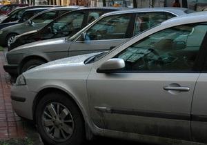 В следующем году в Киеве построят семь многоуровневых паркингов