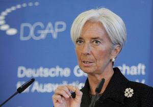 Глава МВФ: Мировая экономика может находиться на пути к восстановлению