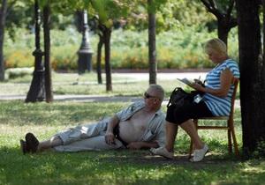 Погода в Украине - прогноз погоды - Новая неделя принесет жаркую погоду без надежды на осадки