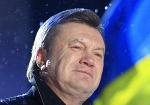 ПР: Листовки с предвыборными лозунгами Януковича в день выборов - провокация