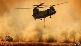 Британские войска останутся в Афганистане