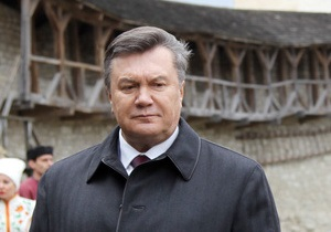 Янукович подписал ряд законов, касающихся дерегуляции