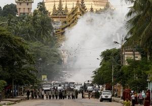 Сыгравшую лидера бирманской оппозиции звезду Голливуда депортировали из Мьянмы