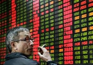 Акции банковского сектора продемонстрировали падение