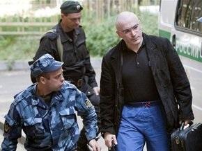 Суд продлил арест Ходорковскому
