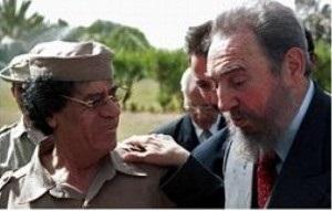 Фидель Кастро назвал операцию международной коалиции в Ливии  фашистской войной