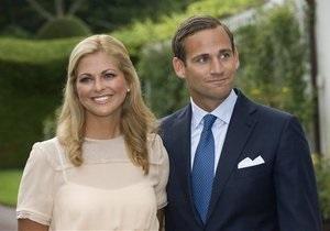 Шведская принцесса и ее жених расторгли помолвку