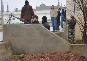 Армия Сирии установила контроль над восточными пригородами Дамаска