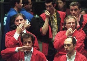 Европейские фондовые индексы достигли минимума семи недель, евро падает