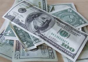 Курс гривны к доллару: на межбанке доллар снова упал
