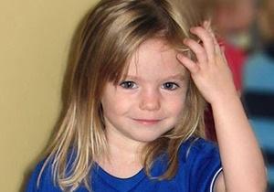 Британская полиция возобновила поиски пропавшей в Португалии в 2007 году девочки