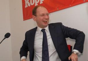 Местные выборы: По результатам жеребьевки партия Яценюка получила больше всего представителей в ТИК